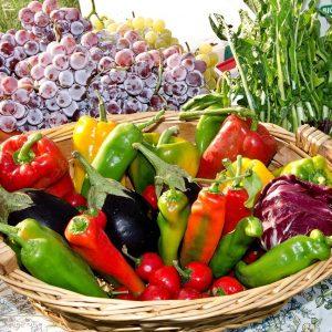 Fresh Vegetables & Fruits